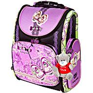 Школьный рюкзак - ранец HummingBird Butterfly арт. K79 с мешком для обуви